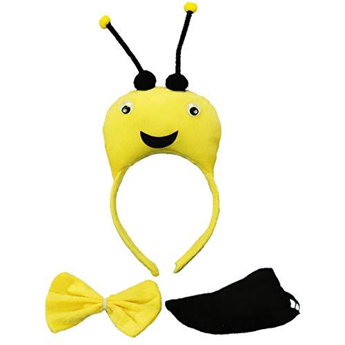 Zoylink Kleinkind Bienenkostüm Set Kreatives Niedliches Party Kostüm (Kreative Kleinkinder Kostüme)