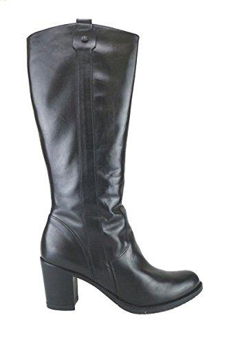 CARMENS AJ304 stivali donna 41 EU pelle nero
