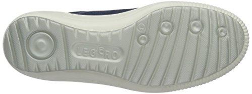 Legero Tanaro, Sneakers basses femme Bleu Indaco