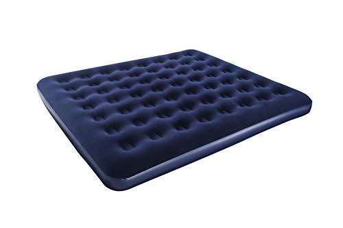 """Pavillo aufblasbares Doppel-Luftbett \""""Blue Horizon\"""" für zwei Personen, 203x183x22 cm"""