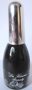 La Femme vernis à ongles 15 ml Noir ébène