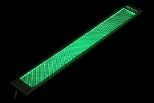 AlphaCool 15297 Eislicht LED Panel - Verde Modding PC Personalizados Leds