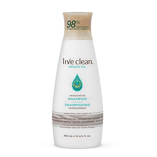 Live Clean Arganöl Restorative Shampoo 340 ml -