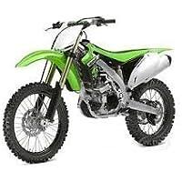 NEWRAY KAWASAKI KXF 450 2012 MOTOCROSS Y BICICLETA COCHE MINIATURA MODELO 1:12 57483