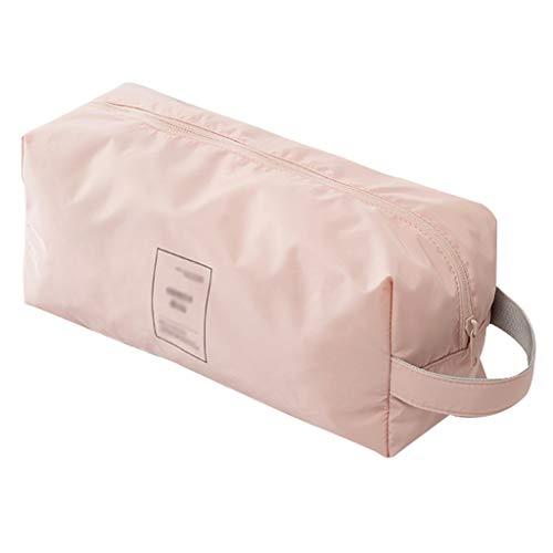 Schuh-Beutel-Schuh-Spielraum-Speicher-Beutel staubdicht Feuchtigkeit-Beweis Portable Storage Bag Tragetasche nicht besetzt Raum Heimschuh Überschuh ( Color : Black , Size : 32*12*12*cm )