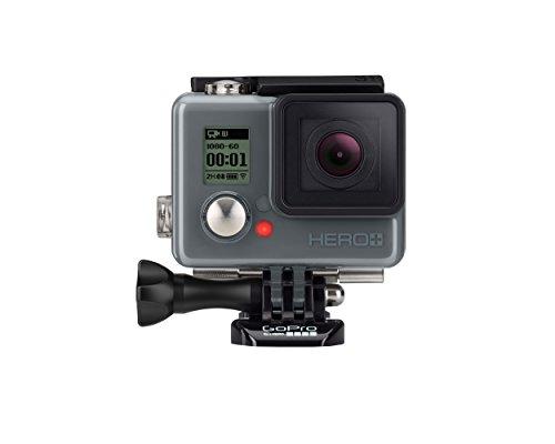 Gopro hero+ lcd videocamera con lcd 8 mp, 1080p/60 fps, 720p/60 fps [italia]