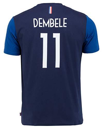 Selección fútbol Francia FFF-Osman Bale-Camiseta