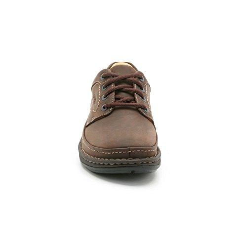 Cordones Zapatos Nature Three Derby Clarks Hombre Con Para xqpFnxW6U 5fafba616a3ae