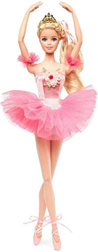 Barbie Collector, muñeca deseos de Bailarina (Mattel DVP52)
