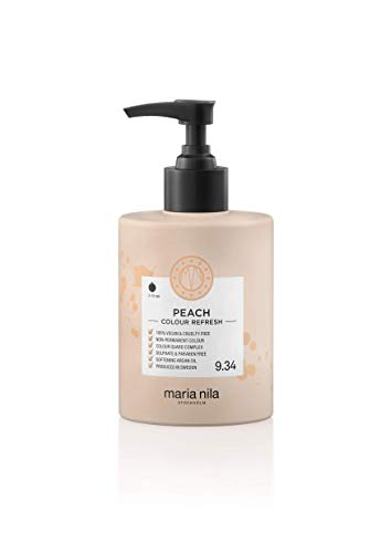 Maria Nila Colour Refresh Peach 9, 34, Tönungen, 1er Pack (1 x 300 ml)