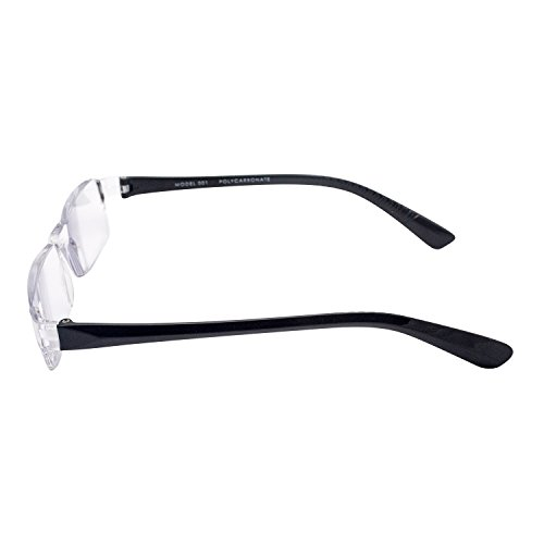 8f480e5eb05 ARM Polycarbonate Unbreakable feather lite Reading Glasses for Men   Women  (+3.00