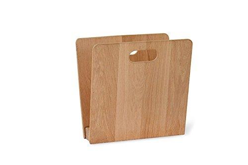 Garden Trading Woodstock revistero–madera de roble