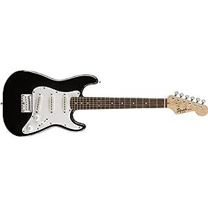 Fender Squier Mini Stratocaster Guitar, Black