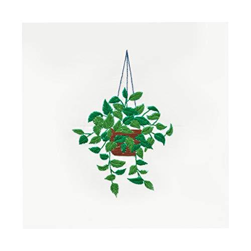 chiwanji Vintage Kaktus Muster Handstickerei Kit Kreuzstich Stickerei Sampler Kit Für Starter Craft No Hoop - 4 -