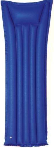 Preisvergleich Produktbild Friedola Luftbett Rayon Liegematratze Luftmatratze rot / blau 175 x 69 cm