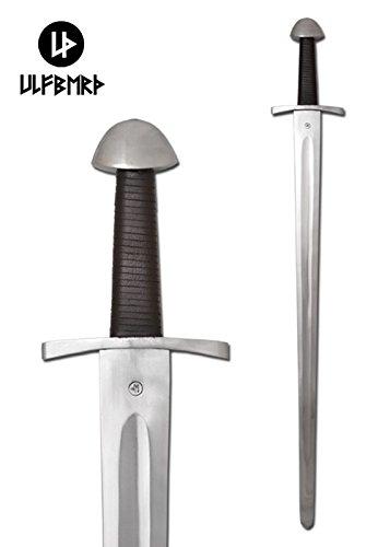 Schwert Normannischer Einhänder, Schaukampfschwert SK-B von Ulfberth - Echt Metall Wikinger