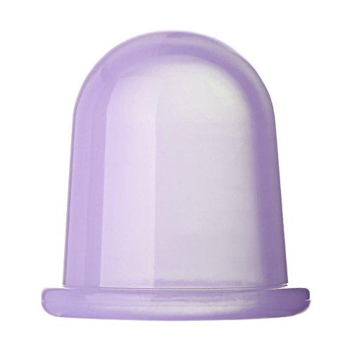 ulable Full Body Vakuum Massagegerät Silikon Cup Anti Cellulite lindern Physischer Ermüdung