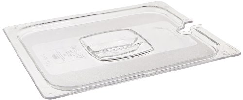 Rubbermaid 1/2 Gastronorm Notched Hard Cover - Clear
