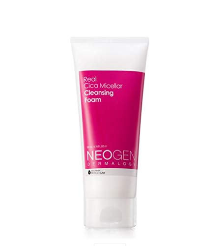 [NEOGEN] Real Cica Micellar Cleansing Foam 200ml - Fresh Foaming Cleanser