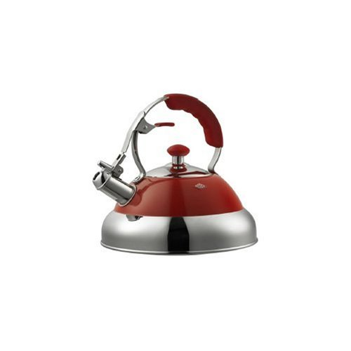wesco-classic-line-stainless-steel-2-litre-stove-top-kettle-red