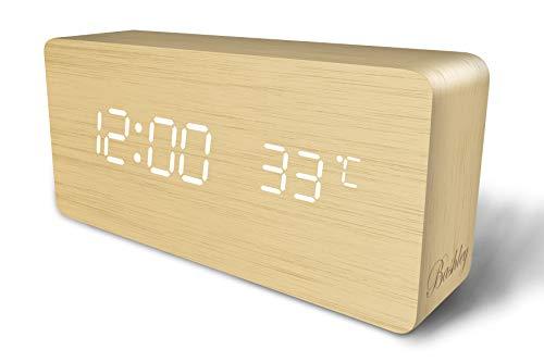 Bashley Reloj Despertador Digital
