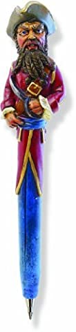 Planet Pens Resin Writing Pen - Pirate Captain by