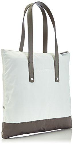 Ecco Ecco Eldora Tote, sacs à main Beige - Beige (Shadow White/STONE 90449)