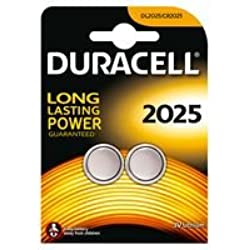 Best Price Square Battery, Lithium Coin CR2025 2PK 75072667 by DURACELL