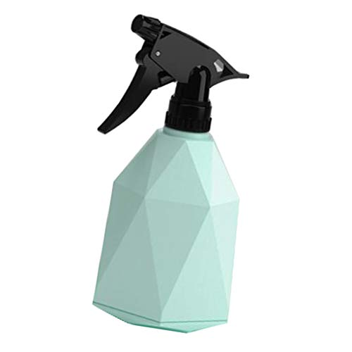 Homyl 600ML Wassersprüher geometrische Form Sprühflasche Garten Bewässerung Werkzeug, Farben auswählbar - Grün