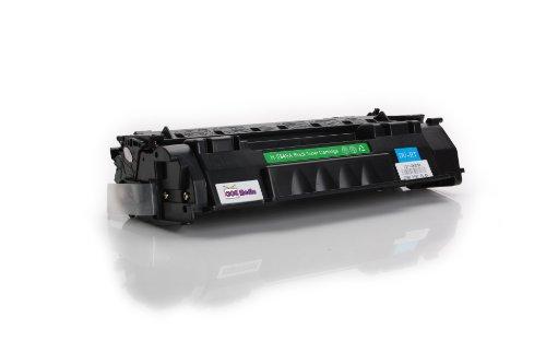 Toner kompatibel zu HP 49A / Q5949A | Schwarz / ca. 2500...