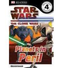 (Star Wars Clone Wars: Planets in Peril) By Burton, Bonnie (Author) Paperback on 30-Aug-2010