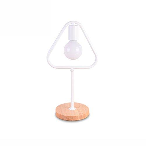 Schlafzimmerbeleuchtung Schreibtischlampe Kreativ Einfache Schreibtischlampen, Dimmable Geometrische Metall Dekorative Lichter, Nordic Study Zimmer Wohnzimmer Schlafzimmer Nachttisch Lampe Tischlampe -