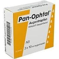 Pan-Opthal Augentropfen fördert die Wundheilung der Augenoberfläche und sorgt für einen besseren Lidschluss und... preisvergleich bei billige-tabletten.eu