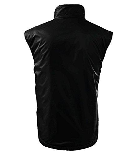 Robe de gilet Gilet Bodywarmer Monsieur Schwarz