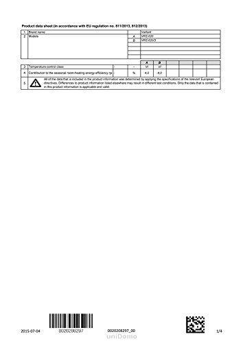 Vaillant 0020080463 Solarsystemregler Auromatic 620/3, witterungsgeführt