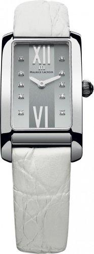 Maurice Lacroix Fiaba FA2164-SS001-150 Orologio da polso donna con diamanti autentici