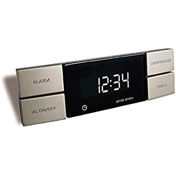 jacob jensen alarm clock manual