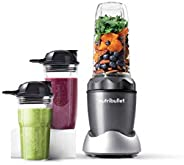 Nutribullet Prime 1000 Watts, 8 Piece Set, Multi-Function High Speed Blender, Mixer System with Nutrient Extractor, Smoothie