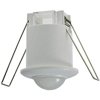 ChiliTec 22754 Micro Bewegungsmelder für Deckenmontage 360° flach 230 V