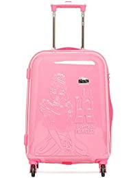 GAMME Polycarbonate Pink Hard Sided Children's Luggage