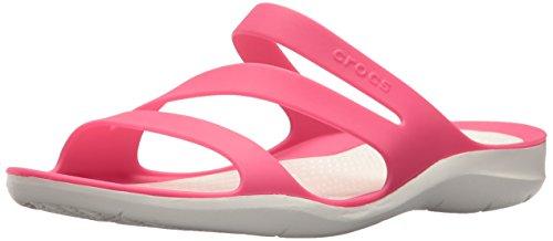 crocs Womens/Ladies Swiftwater Lightweight Soft Versatile Sandals