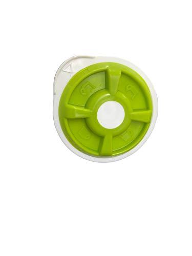 Kga-Supplies Heißwasser T-Scheiben für Bosch Tassimo T12 T20 T32 T40 T42 T65 T85 oder VIVY Kaffeemaschine (grüne T-Disc)