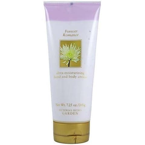 Victoria's Secret Garden Forever Romance Original Ultra Moisturizing Hand and Body Cream 7.25 oz (205 g) by Victoria's Secret