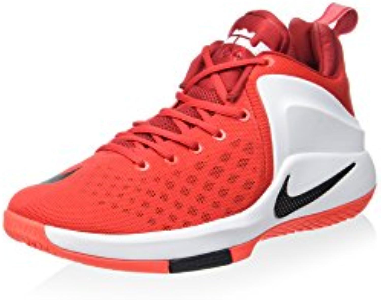 Nike 852439-600, Zapatillas de Baloncesto para Hombre