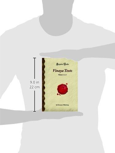 Vinaya Texts: Volumes 1, 2, 3 (Forgotten Books)