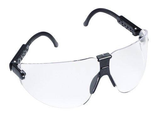 AO Sicherheit 247-15100-00000-20 Lexa Metallic Slate Temple Schutzbrille L -