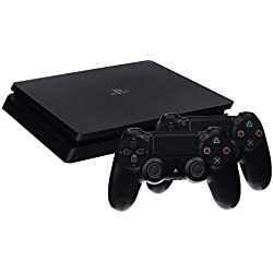 PlayStation 4 (PS4) - Consola de 1 TB + 2 Dual Shock 4 ...