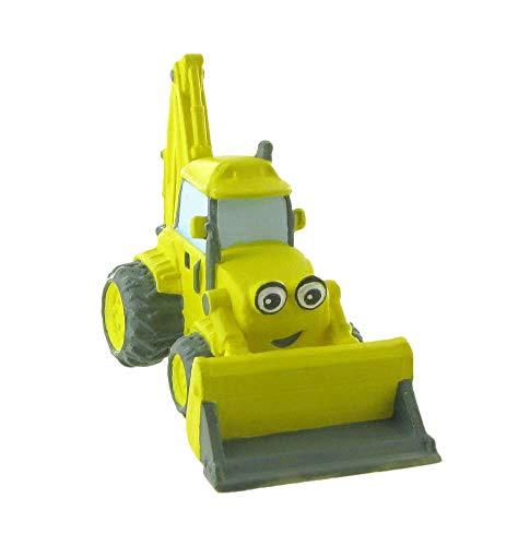Comansi- Figura Scoop de Bob The Builder Muñecas (1)