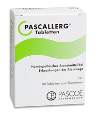 Pascallerg | natürlich bei Heuschnupfen | 100 Tabletten
