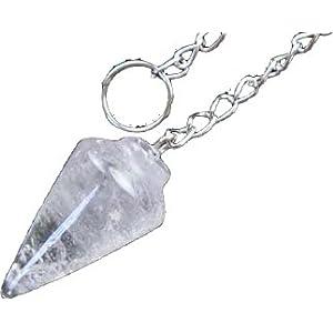 Bergkristall Pendel Orakel / Tensor Radiästhesie Esoterik
